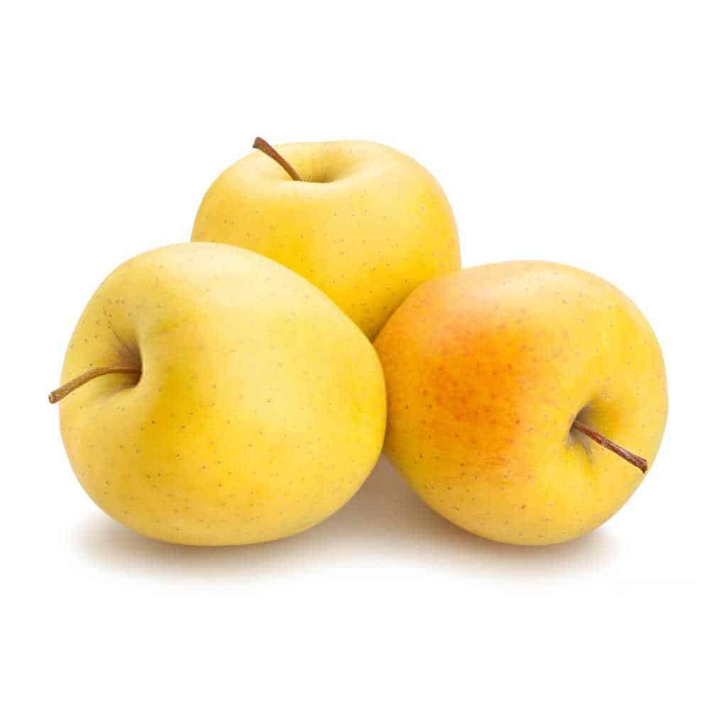 سیب زرد درجه یک
