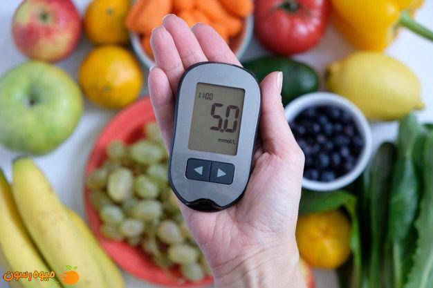میوه های مخصوص افراد دیابتی
