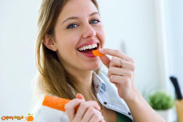 با مصرف هویچ لذت داشتن پوستی شفاف و جوان را تجربه کنید.