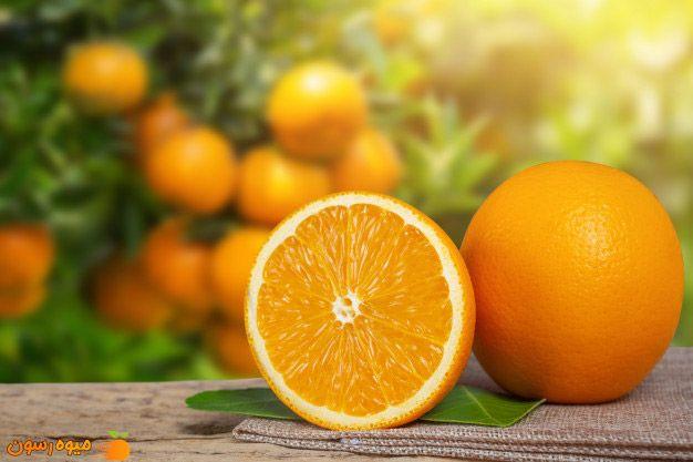 پرتقال از بهترین میوه ها برای فشار خون بالا