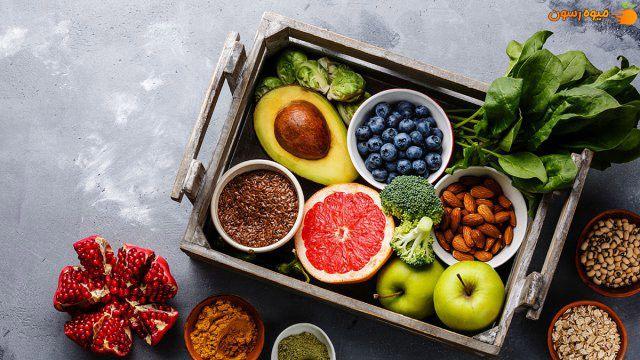 میوه هایی که برای سلامت معده ضروری هستند!