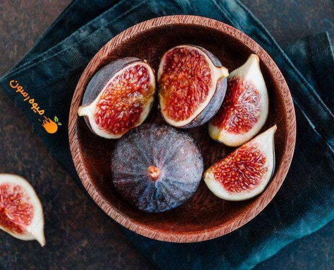 انجیر ار میوه های مفید برای معده