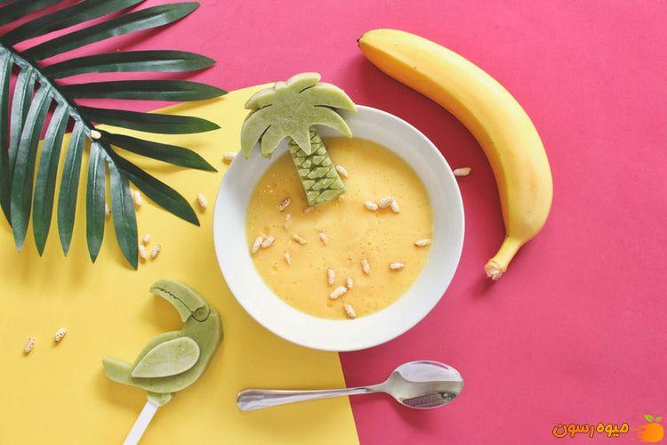 موز یکی از میوه های مفید برای سلامت قلب