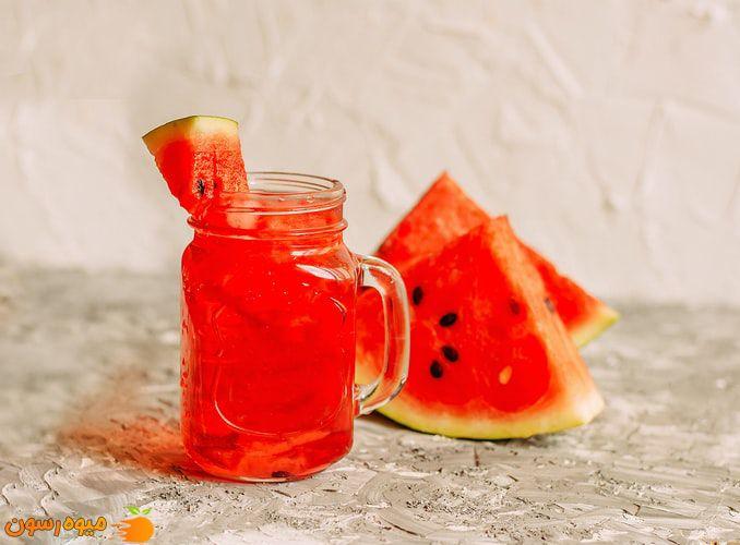 هندوانه میوه مفید برای قلب